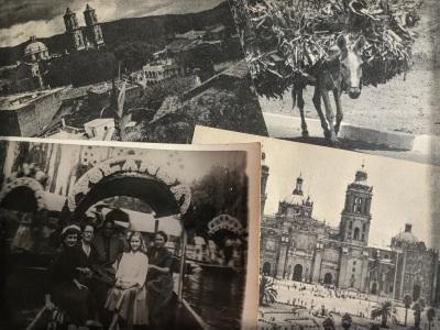 """Memories of Mexico"" - Sandy Gilbert"