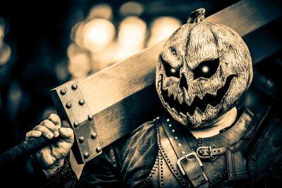 """The Hallowed Demon"" - Allen Skiles"