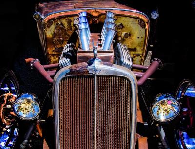 """Ratty Chevy"" - Bruce Williams"