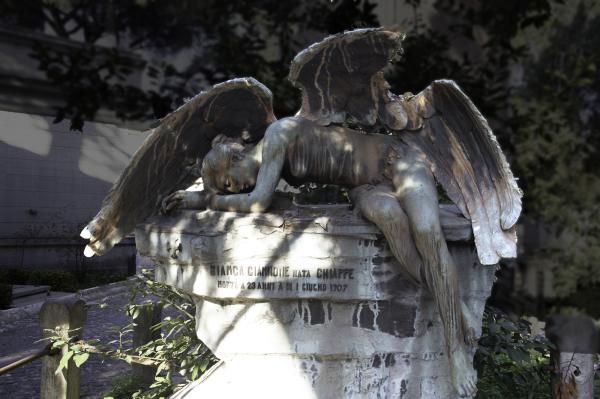 """Bianca's Tomb"" - Darryl Patrick"