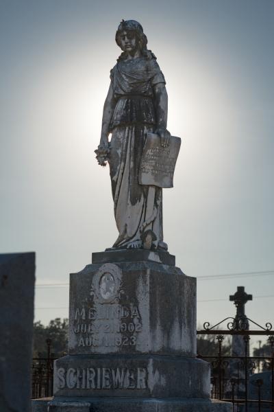 """Monument for Melinda"" - Holly Thompson"