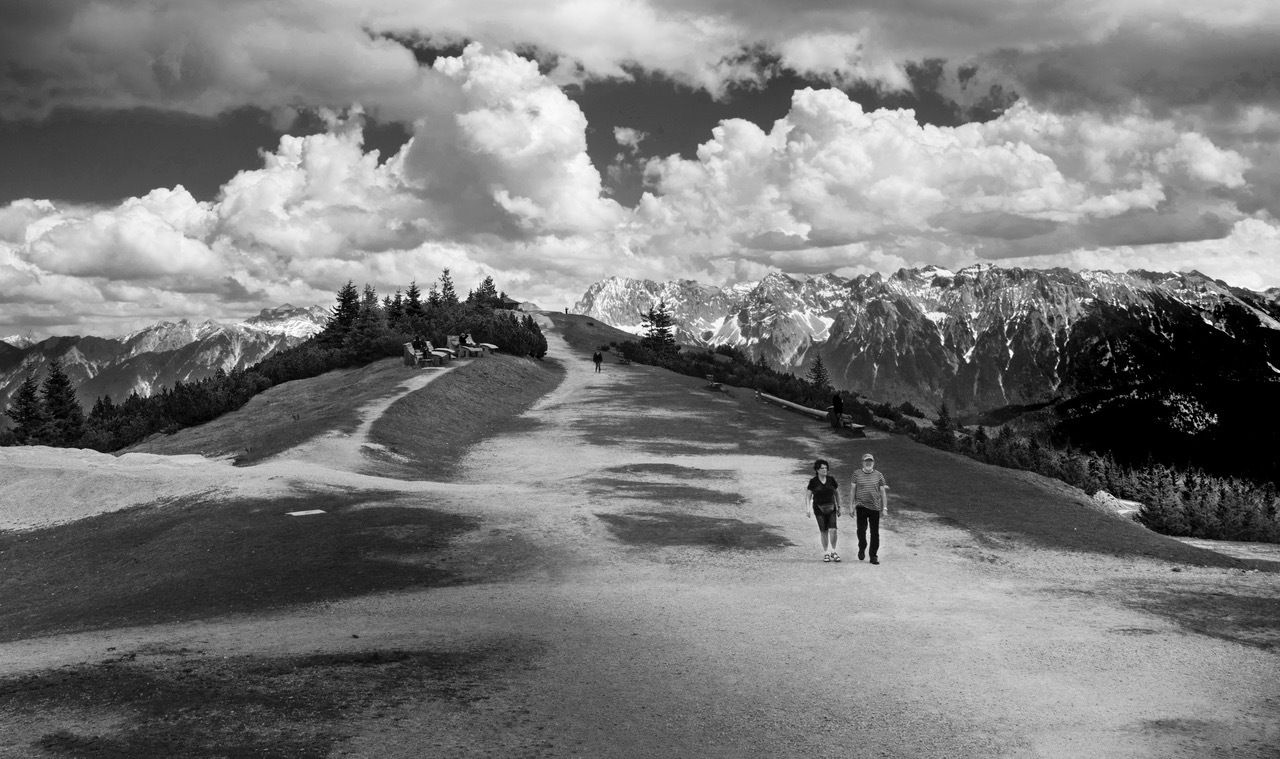 """Alpine Hike"" - Dennis Deeny"