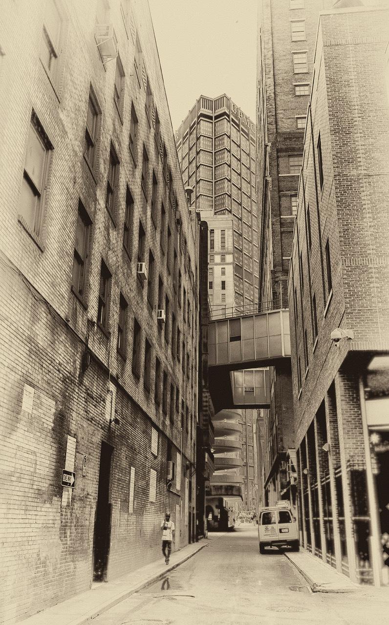 """Cityscape"" by Dennis Deeny"