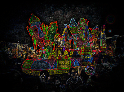 Parade by Darryl Patrick