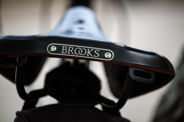 Brooks Saddle by Dale Wood