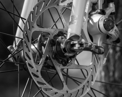 Front Brake by Dale Wood