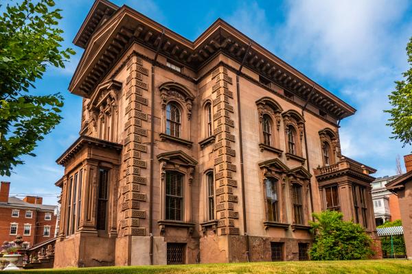 Victoria Mansion by Ralph Nordenhold