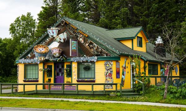 Alaskan Kitsch by Sharon Deeny