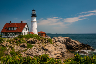 The Lighthouse by Ralph Nordenhold