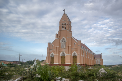 St Willibrordus in Curacao by Barbara Beversdorf