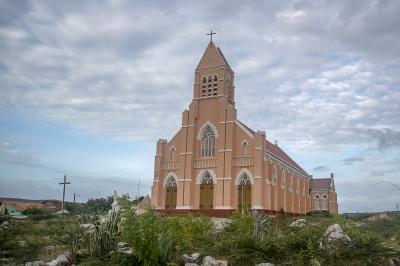 St Willibrordus in Curacao by Barbara Beversdorf