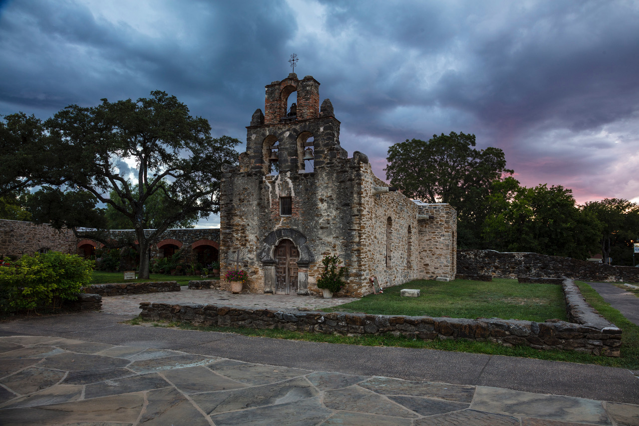 Mission Espada by Dennis Deeny