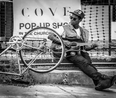 Guitar Man by Scott Stevens