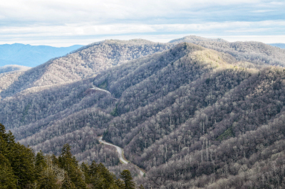 Mountain Road by Rhodes Smartt