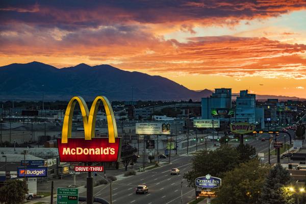 Salt Lake City by Dennis Deeny