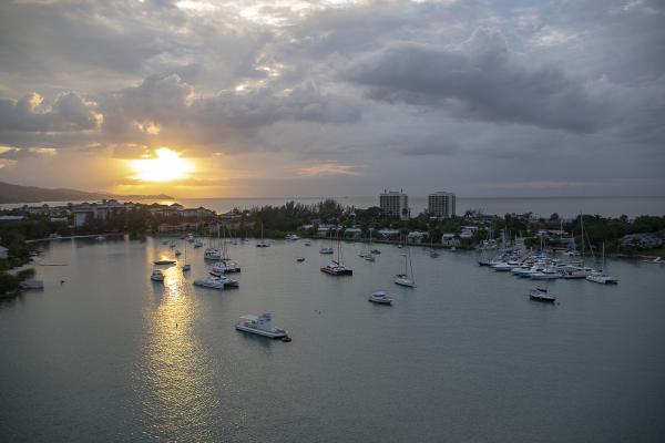 """Montego Bay Jamaica"" by Barbara Beversdorf"