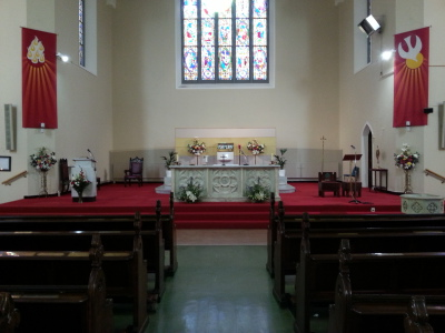 St.Laurence O'Toole Church