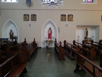 Sacred Heart Shrine