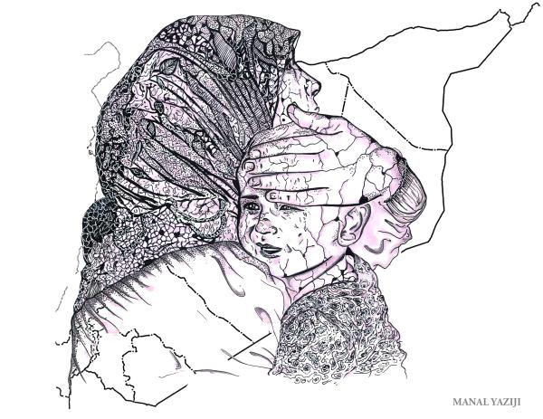 Crying Syria