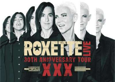 Roxette in SA (31 Jan 2016 - 08 Feb 2016)