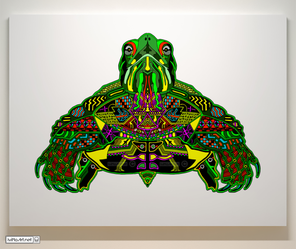 Pineal Turtle