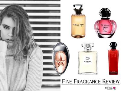 Female Fine Fragrance