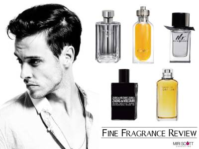 Male Fine Fragrances