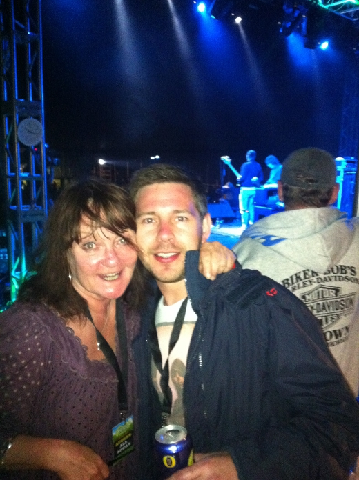 With Janice Long hosting the Guernsey Music Festival