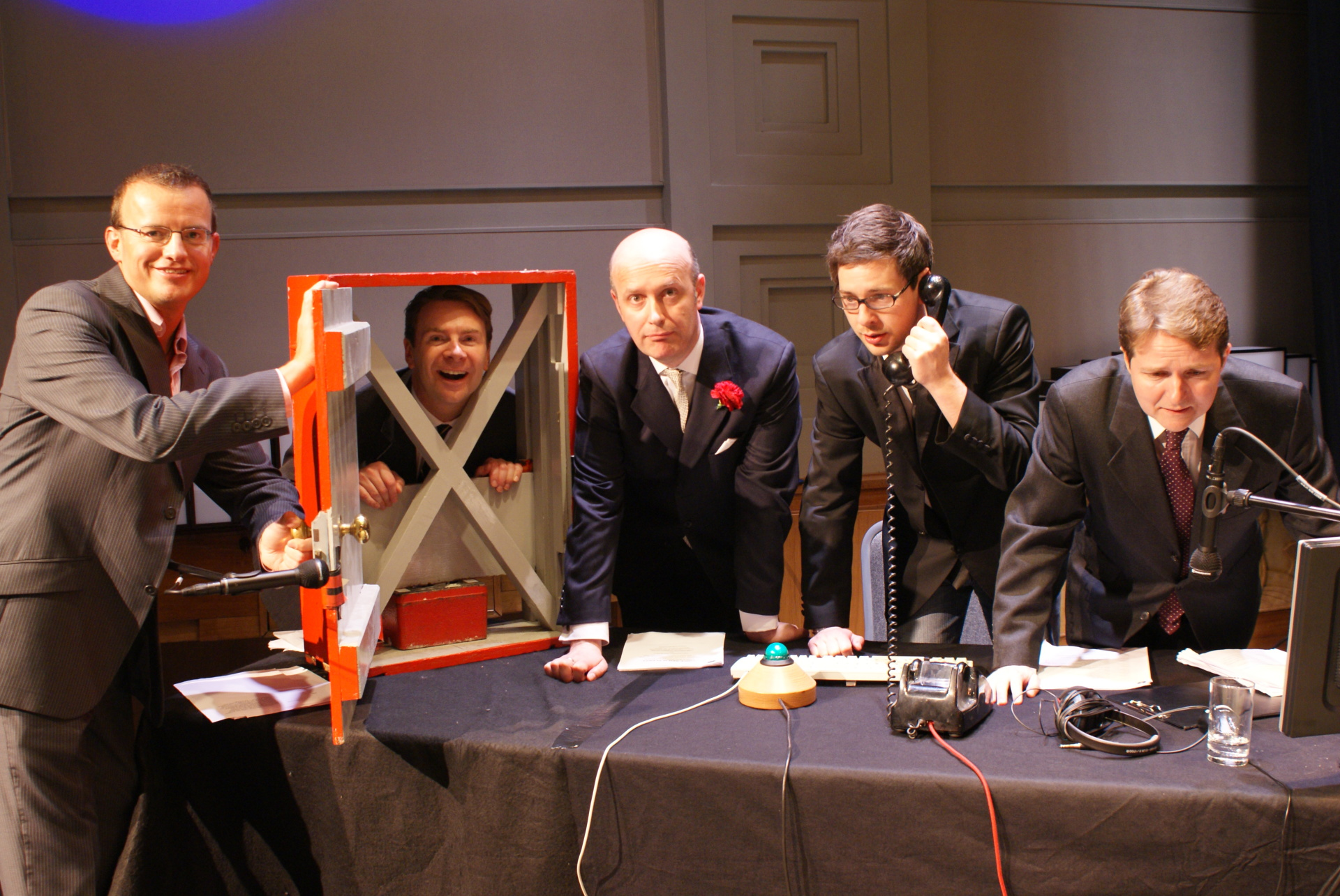 The making of Twice Ken is Plenty for BBC Radio 4