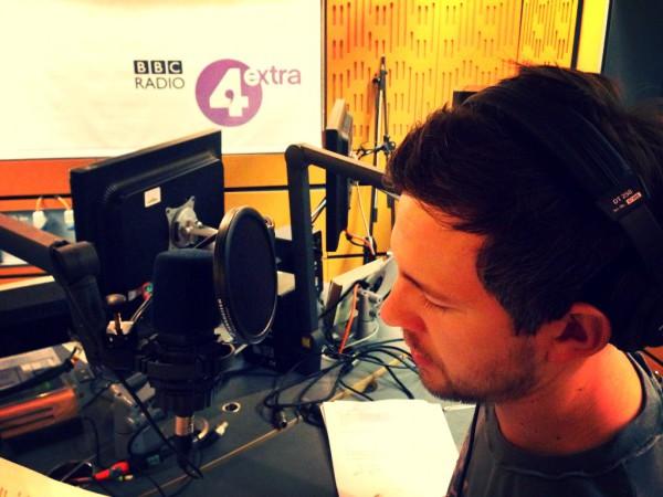 Broadcasting on BBC Radio 4 Extra