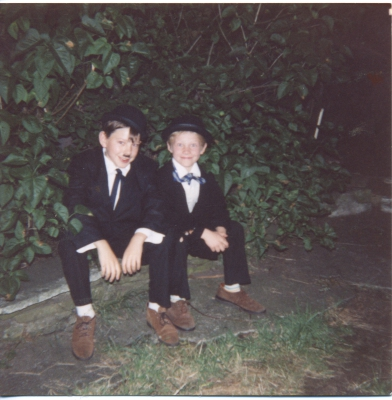 Laurel and Hardy movie