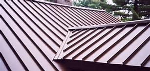 Metal and shingle roofing