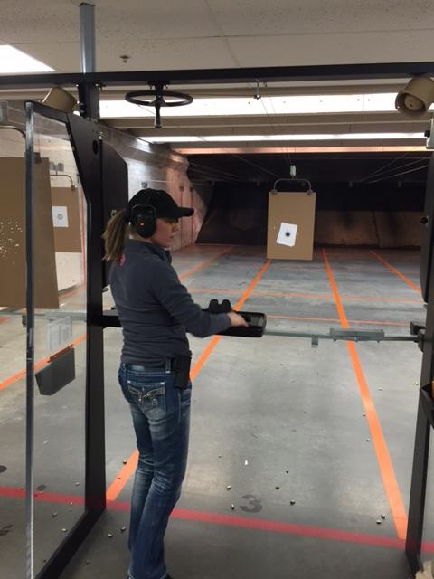 Womens Firearms Training