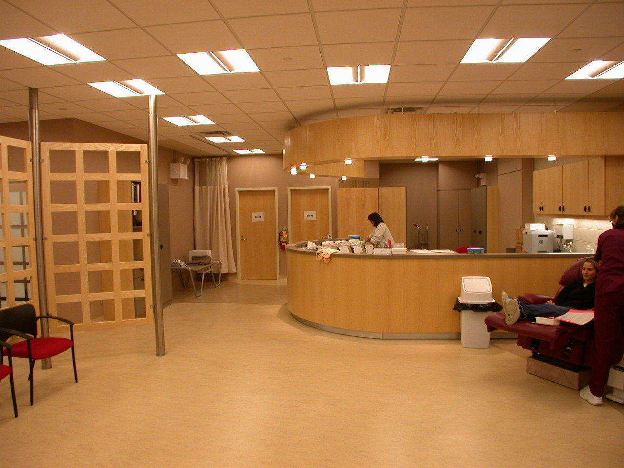 A New Blood Clinic for southern Ontarions