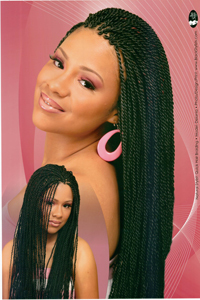 Braids and more....