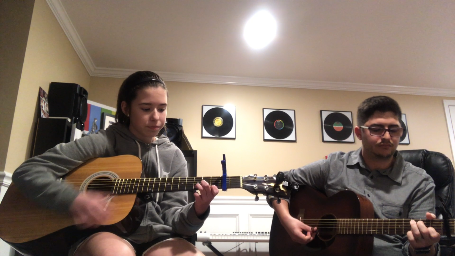"Jocelyn covers ""I Want You Back"""