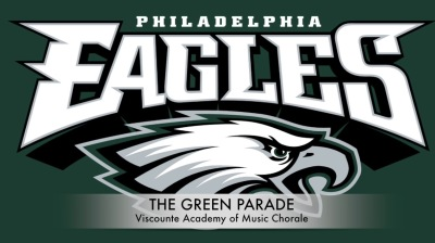 Original Philadelphia Eagles Super Bowl song performed by the Viscounte Academy Chorale