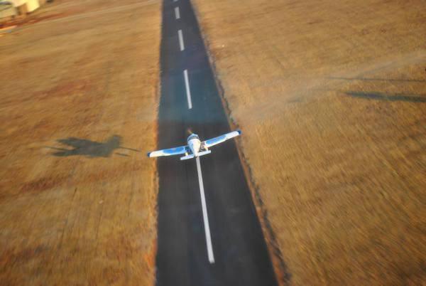 long runway