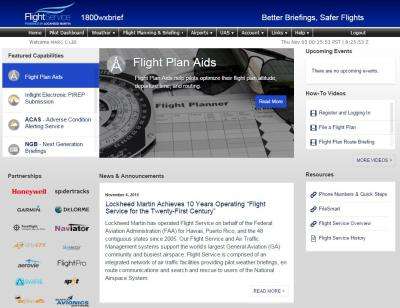 LOCKHEED-MARTIN LAUNCHED BRIEFING SITE - AND IT ROCKS