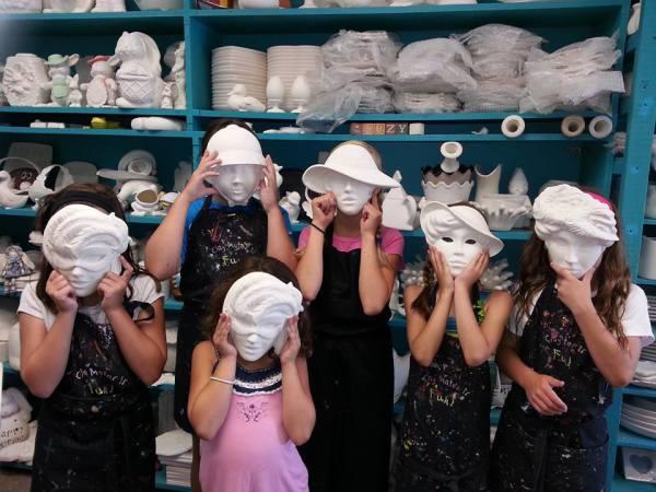 Mask-Carade!