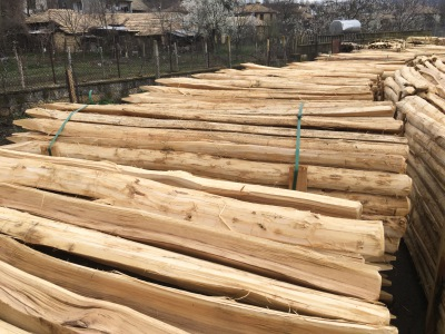 Hardwood Vineyard Fencing Posts Stakes Poles