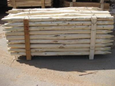 Hardwood Vineyard Fencing Posts Poles Stakes