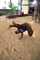Capoeira Au Batido, Capoeira sri Lanka