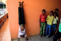 Capoeira Handstand Sri Lanka Balinera