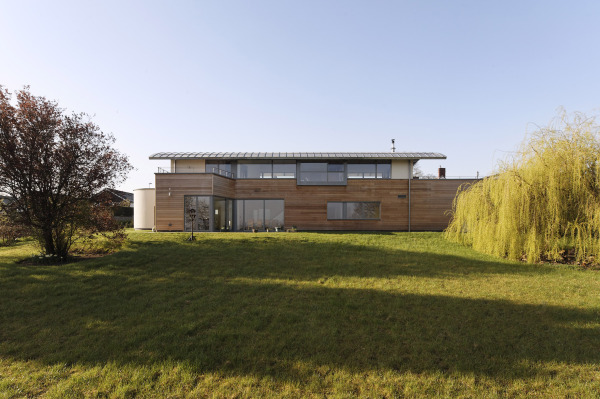 One off contemporary residential home