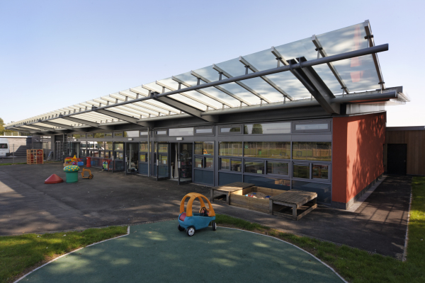 Primary School and Nursery Extension to West Midlands School