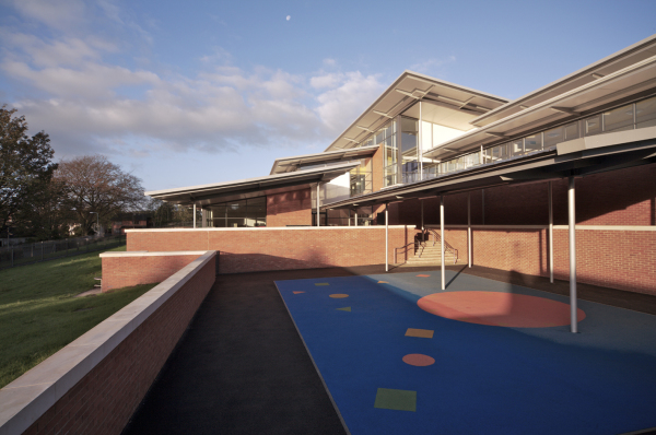 Contemporary Educational Project by Baart Harries Newall