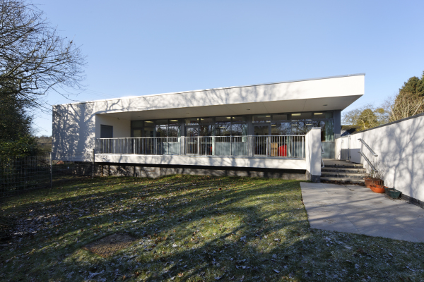 Primary School Extension by Shrewsbury Architects Baart Harries Newall