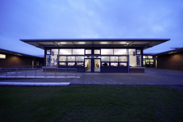 St. Judes Primary School (Wolverhampton) by BHN architect