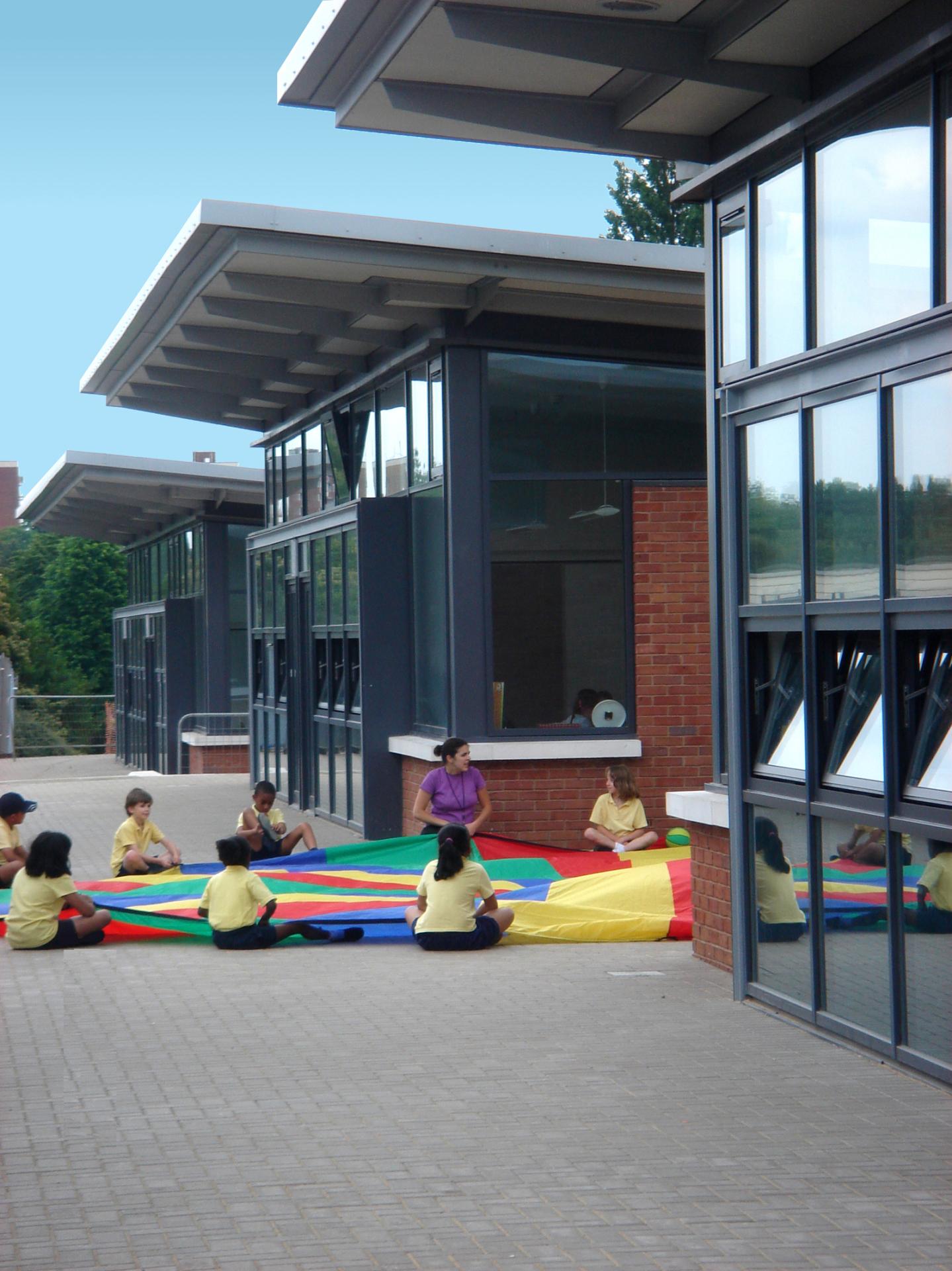 St. Judes Primary School (Wolverhampton) by BHN architect